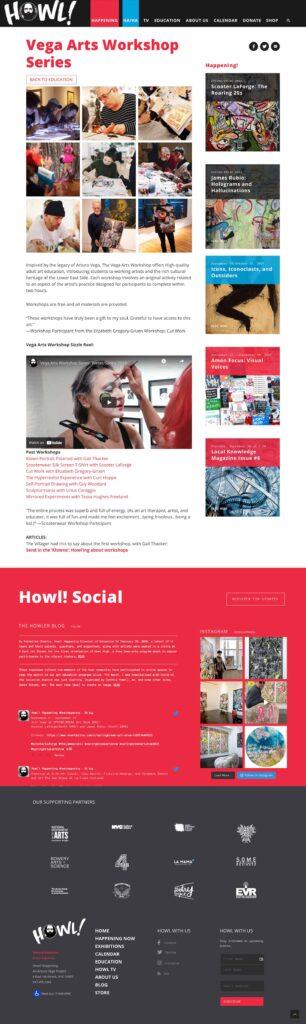 website for howlarts.org