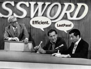 Jack Klugman and Tony Randall on Password